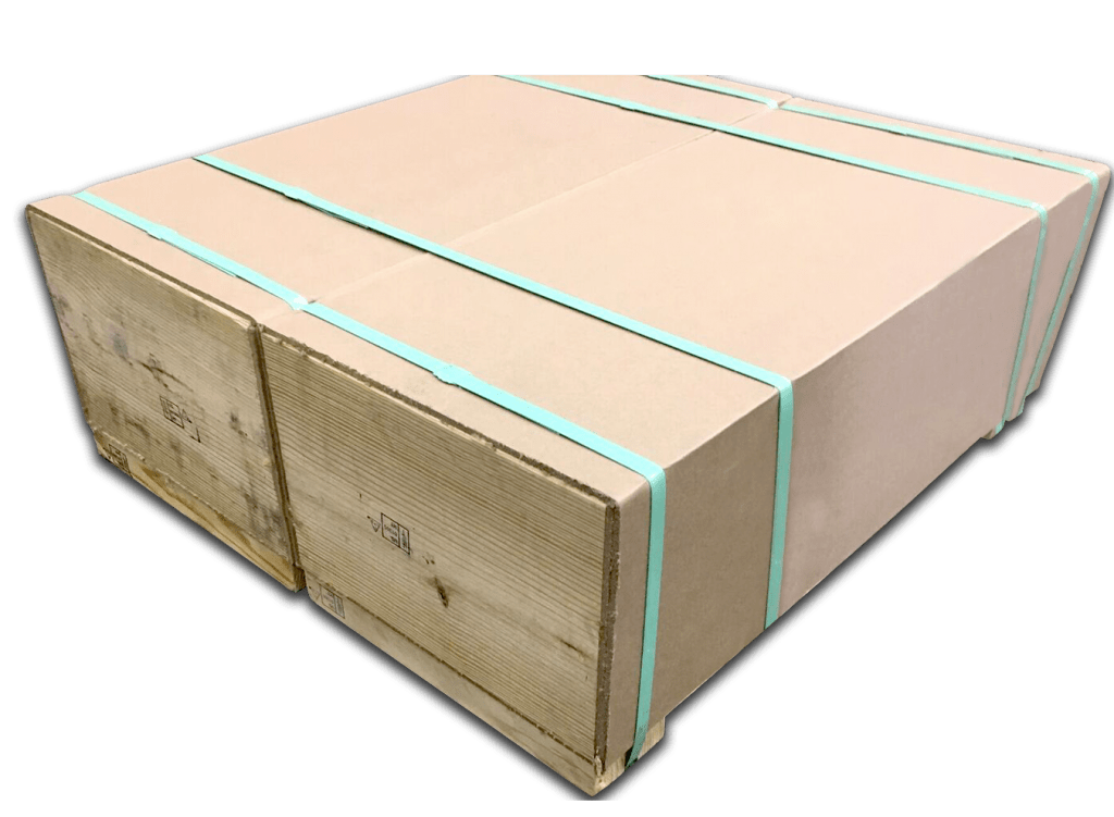 DuraFibre's industrial crates save money and space